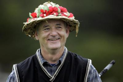 ¿Cómo ser Bill Murray?